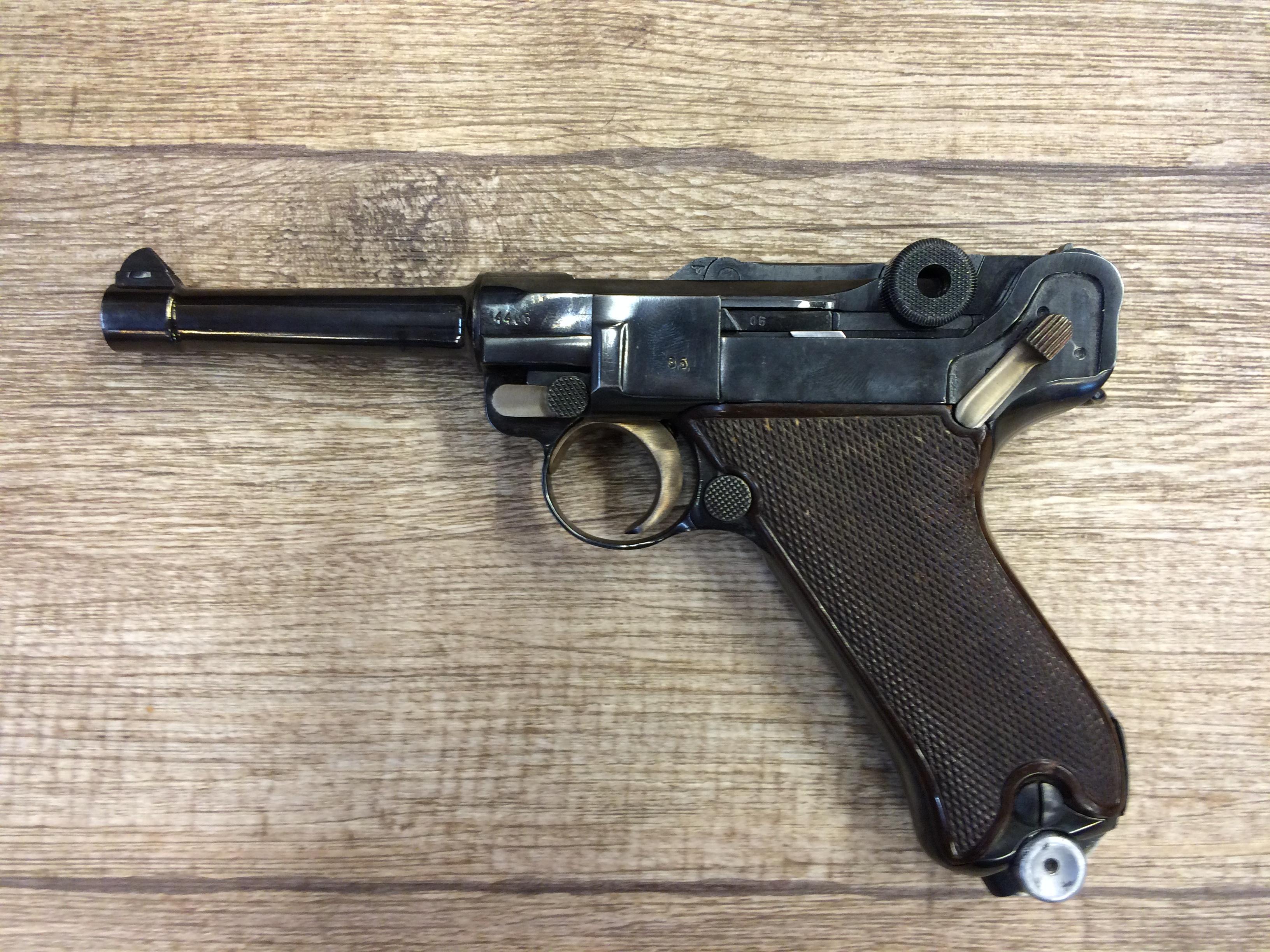 Faustfeuerwaffen   Der Jäger Waffenhandel GesmbH